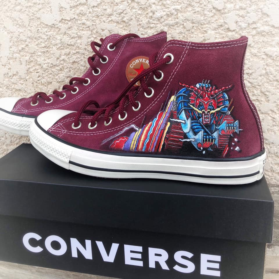 Converse Judas Priest Defenders of the Faith