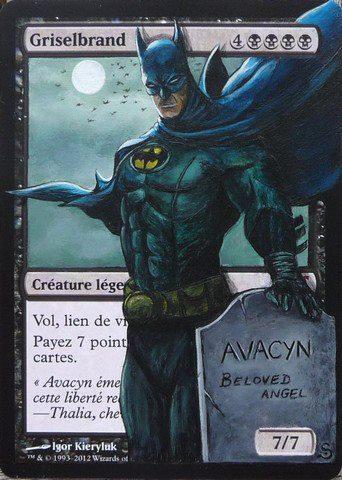 Griselbrand Batman