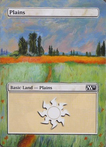 Plains Monet