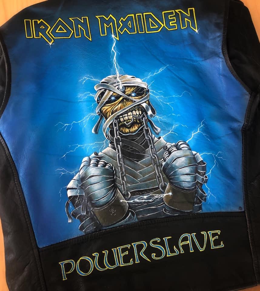 Iron Maiden Mummy Powerslave