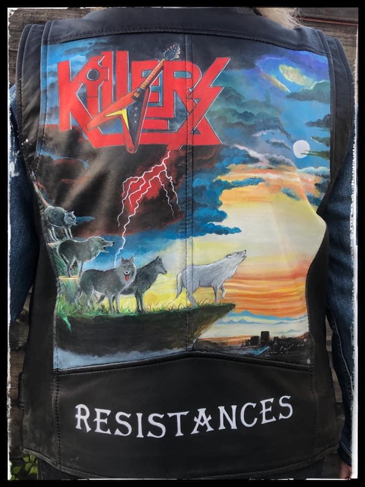 Killers 'Résistance'