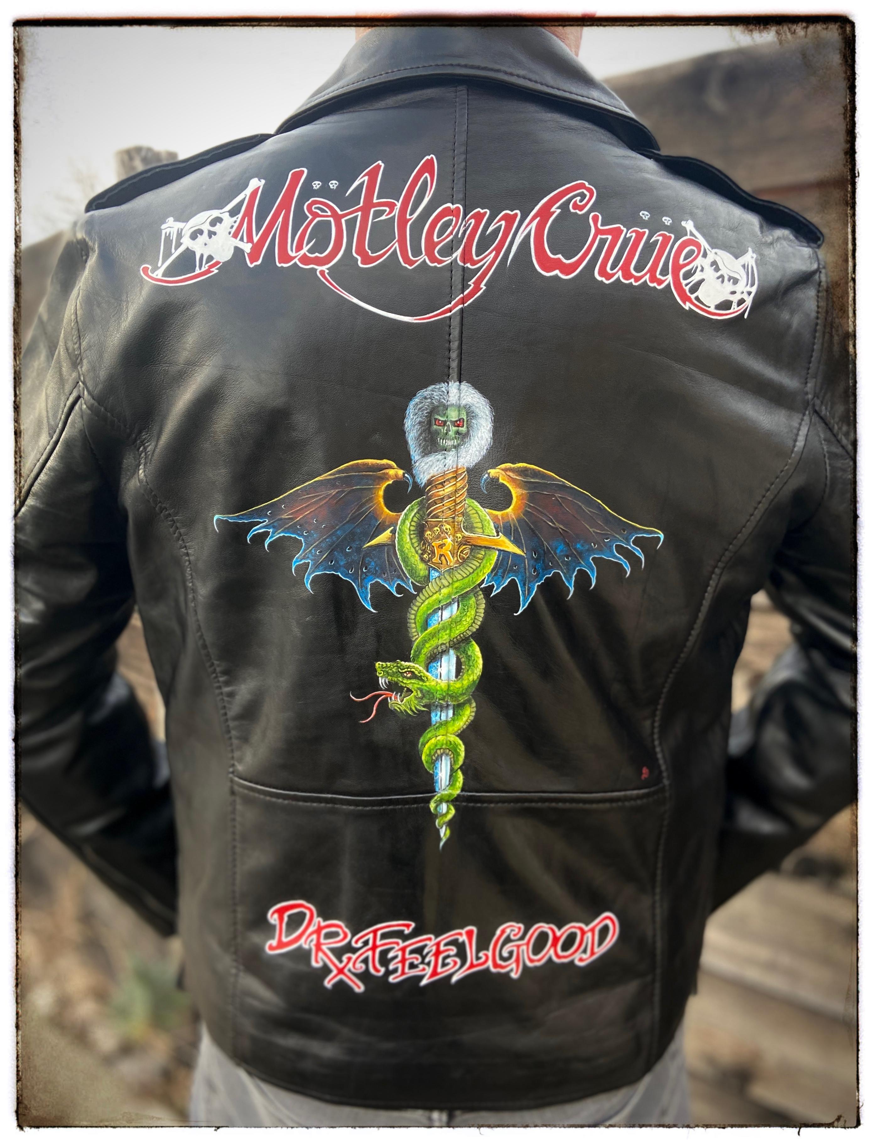 Mötley Crüe Dr Feelgood
