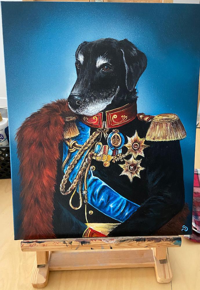 Agnes Dog #1