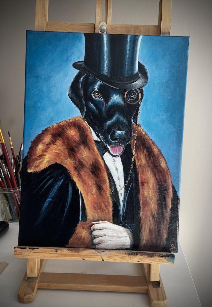 Agnes Dog #2