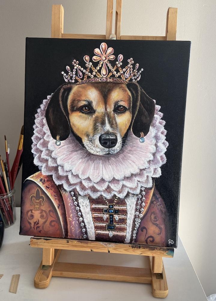 Agnes Dog #3