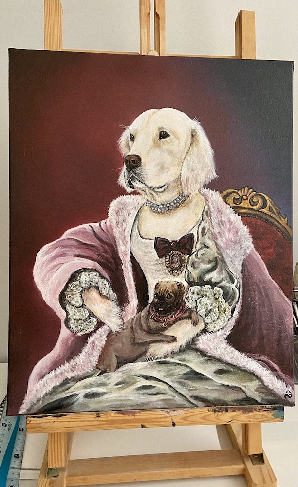 Agnes Dog #4